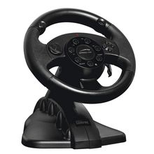 6684 DarkFire - Racing Wheel for PS3/PC - Black