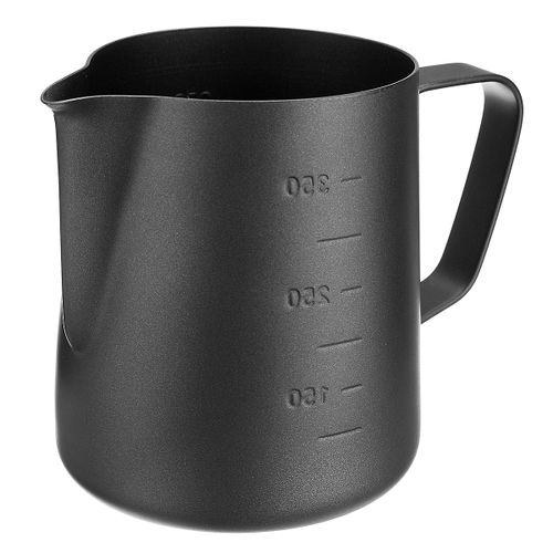 350ml Non-stick Stainless Steel Coffee Espresso Coffee Foaming Milk Jug Cup