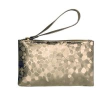 d034756b14 Fashionable Style Mobile Phone Bag Women Lady Smooth PU Leather Clutch  Handbag Light Gold