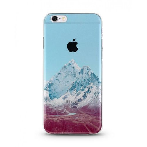 best sneakers f45ae 2c154 Modern Transparent TPU Ultra-Thin Back Cover for iPhone 6Plus / 6S Plus
