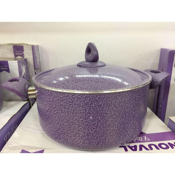 Ceramic Pot – Purple – 2.5 Mm  –  مصر