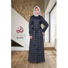 596a057eb236b Women  039 s Hijab Abaya - Grey