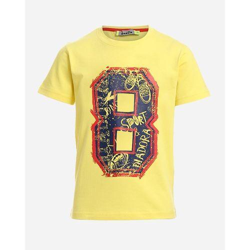 bc41811fe Sale on Boys Printed T-Shirt - Yellow | Jumia Egypt