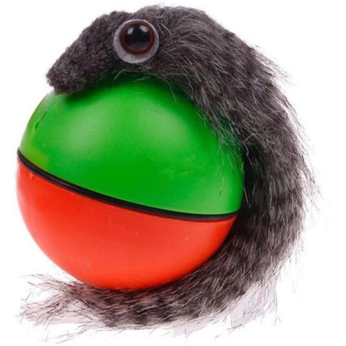 Motorized Bunny Ball + Rat - For Pets