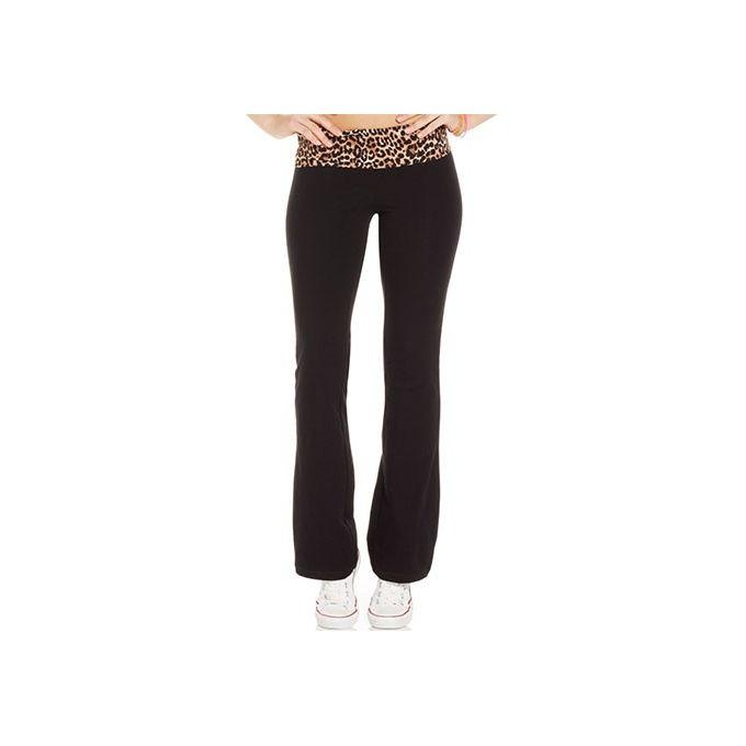 093dcb48fd9e8 Sale on Material Girl Active Juniors' Foldover Waistband Yoga Pants ...