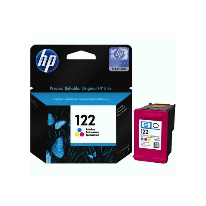 Sale on hp 122 original ink cartridge tri color jumia for Ink sale