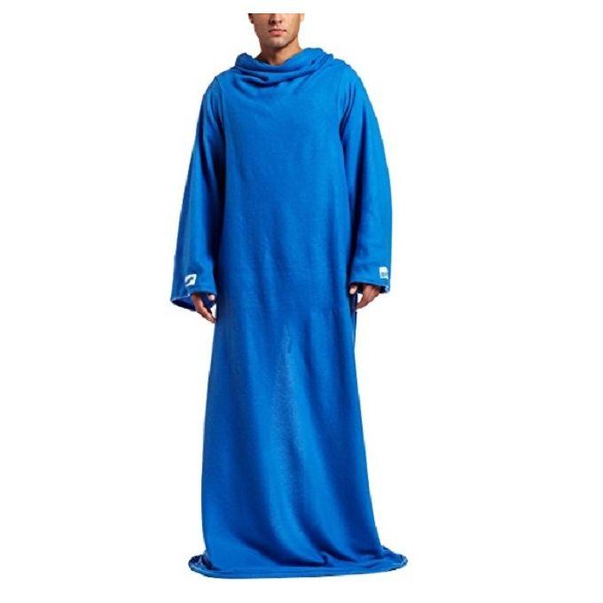 Snuggie Blanket – Blue –  مصر