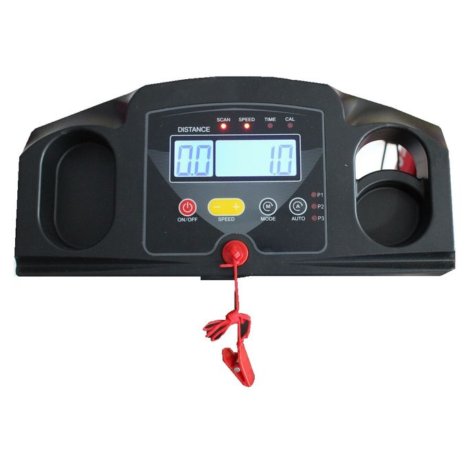 Union Fitness المشاية الكهربائية 17D وزن 100كجم - One Item Per Order