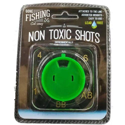 Round Split Shot Fishing Sinker