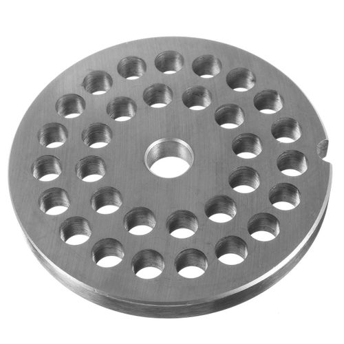 Size #22 Stainless Steel Grinding plate disc for LEM Rand Hobart Meat grinder