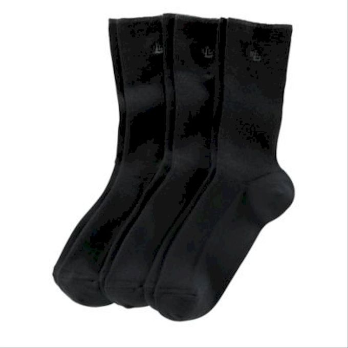Ribbed Trouser Sock 3-Pack