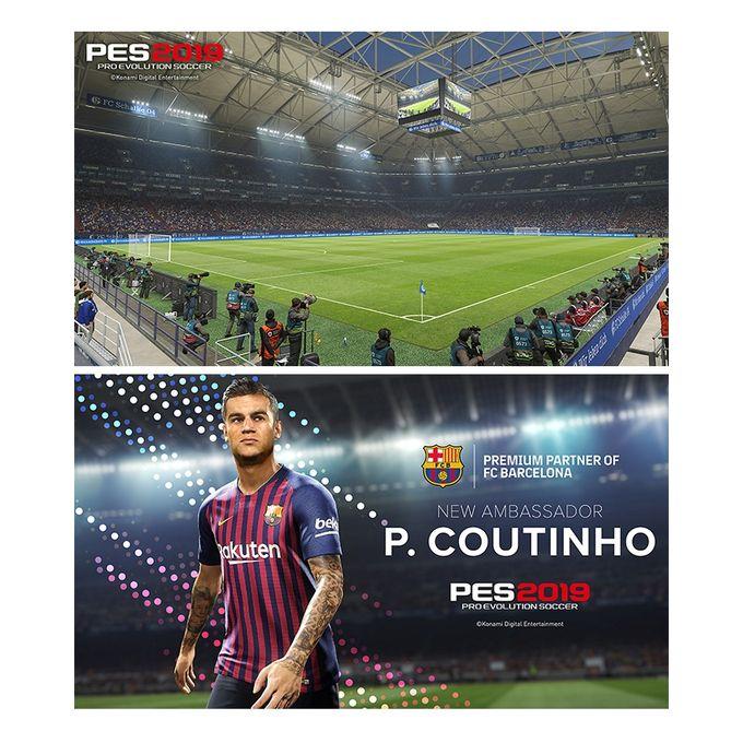 Pro Evolution Soccer 2019 - Standard Edition - PlayStation 4 Game