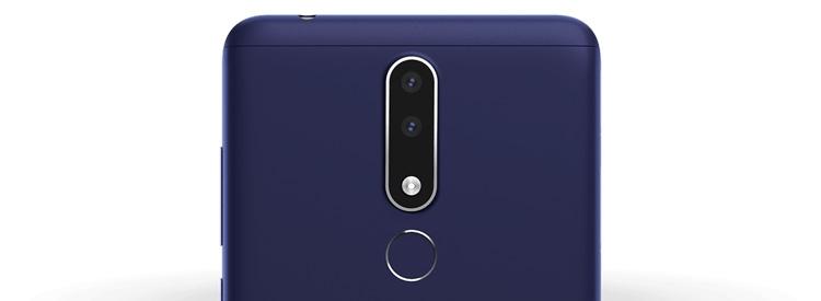 موبايل نوكيا Nokia 3.1 Plus موبايل 6.0 بوصة - 32 جيجا - رمادي Baltic من جوميا