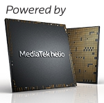 Powered by MediaTek Helio