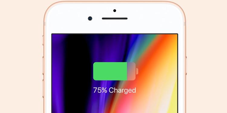 Apple iPhone 8 Wireless Charging