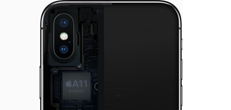 Apple iPhone X Processor