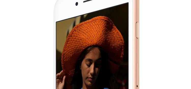 Apple iPhone 8 Camera