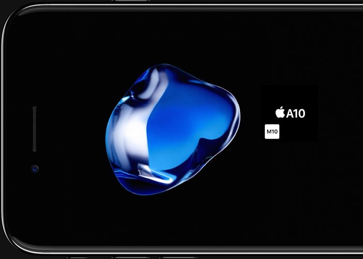 Apple iPhone 7 Plus Processor