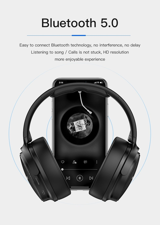 Awei A780BL Foldable Bluetooth Headphone - Black price in Egypt | Jumia  Egypt | kanbkam