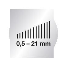13 precise length settings