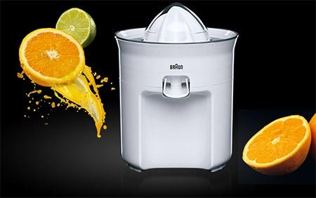 Braun Tribute Collection Citrus Juicer CJ3050