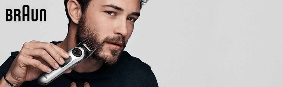 Braun Beard Trimmer.