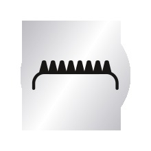 Lifetime lasting sharp metal blades