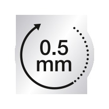 39 length settings for maximum precision