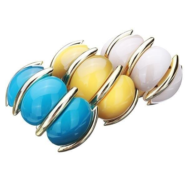Acrylic Bangle Elastic Bracelet
