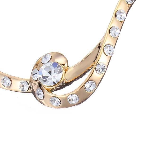 18K Gold Plated Stud Earrings