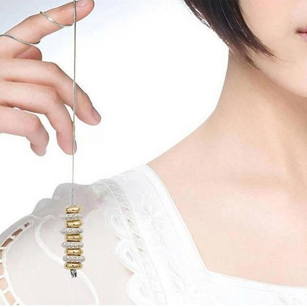 Happiness Crystal Necklace