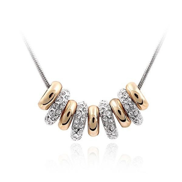 swarovski elements necklace
