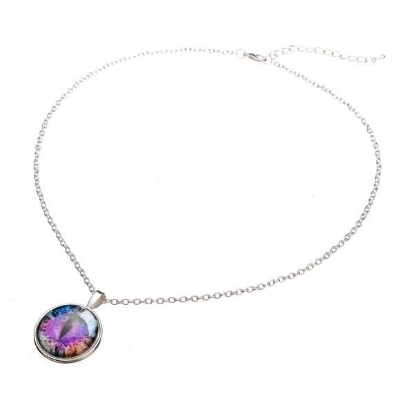 Dragon Cat Eye Necklace