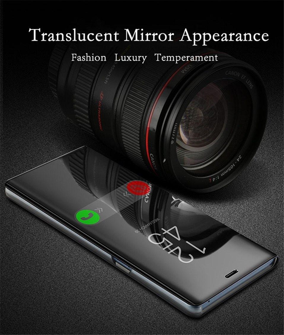 Luxury Mirror cases for iphone 6 6s 7 8 Plus X 22