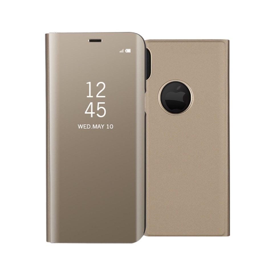 Luxury Mirror cases for iphone 6 6s 7 8 Plus X 16