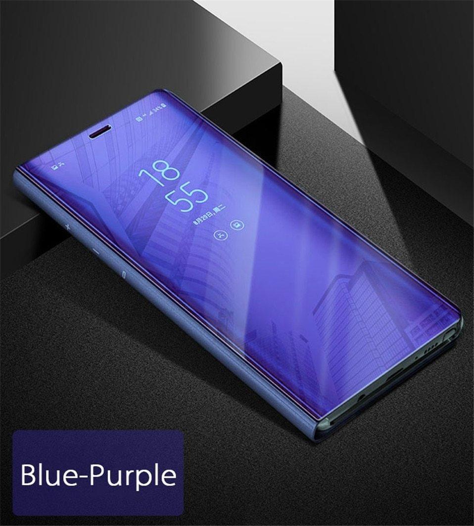 Luxury Mirror cases for iphone 6 6s 7 8 Plus X 07