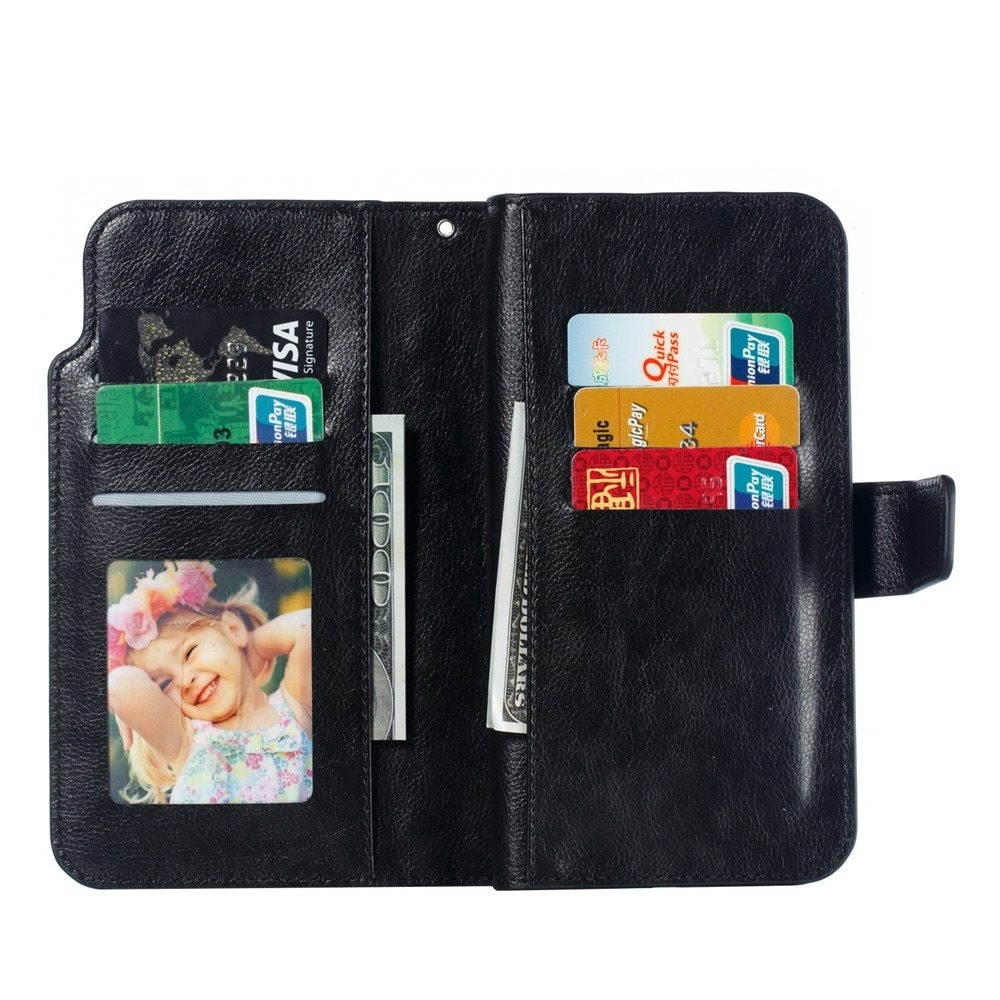Leather case For Samsung Galaxy A6 A8 Plus A7 2018 Case Cover Wallet card holder Magnet Flip Phone cases on For Samsung Galaxy J4 J6 Plus Case Cover28