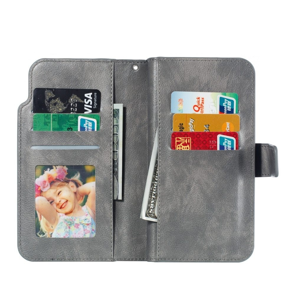 Leather case For Samsung Galaxy A6 A8 Plus A7 2018 Case Cover Wallet card holder Magnet Flip Phone cases on For Samsung Galaxy J4 J6 Plus Case Cover27
