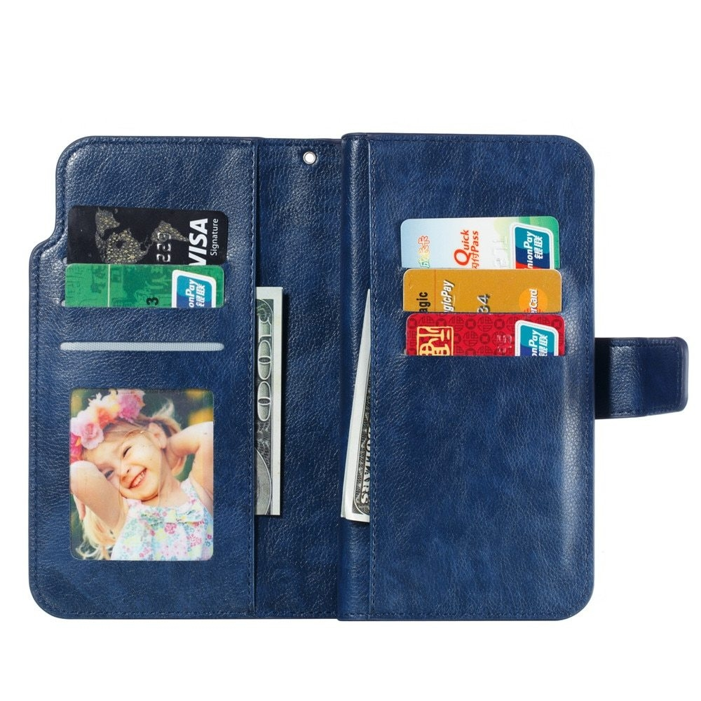 Leather case For Samsung Galaxy A6 A8 Plus A7 2018 Case Cover Wallet card holder Magnet Flip Phone cases on For Samsung Galaxy J4 J6 Plus Case Cover26