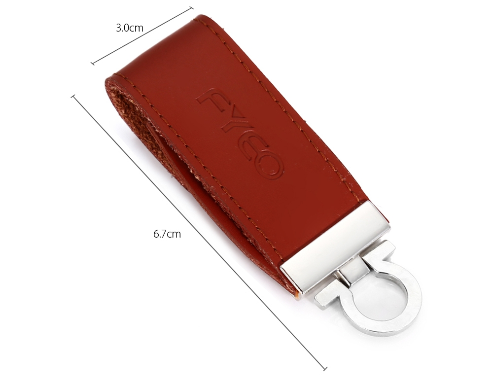 FYEO CR - FPY / 208 USB Flash Drive with Portable Hook