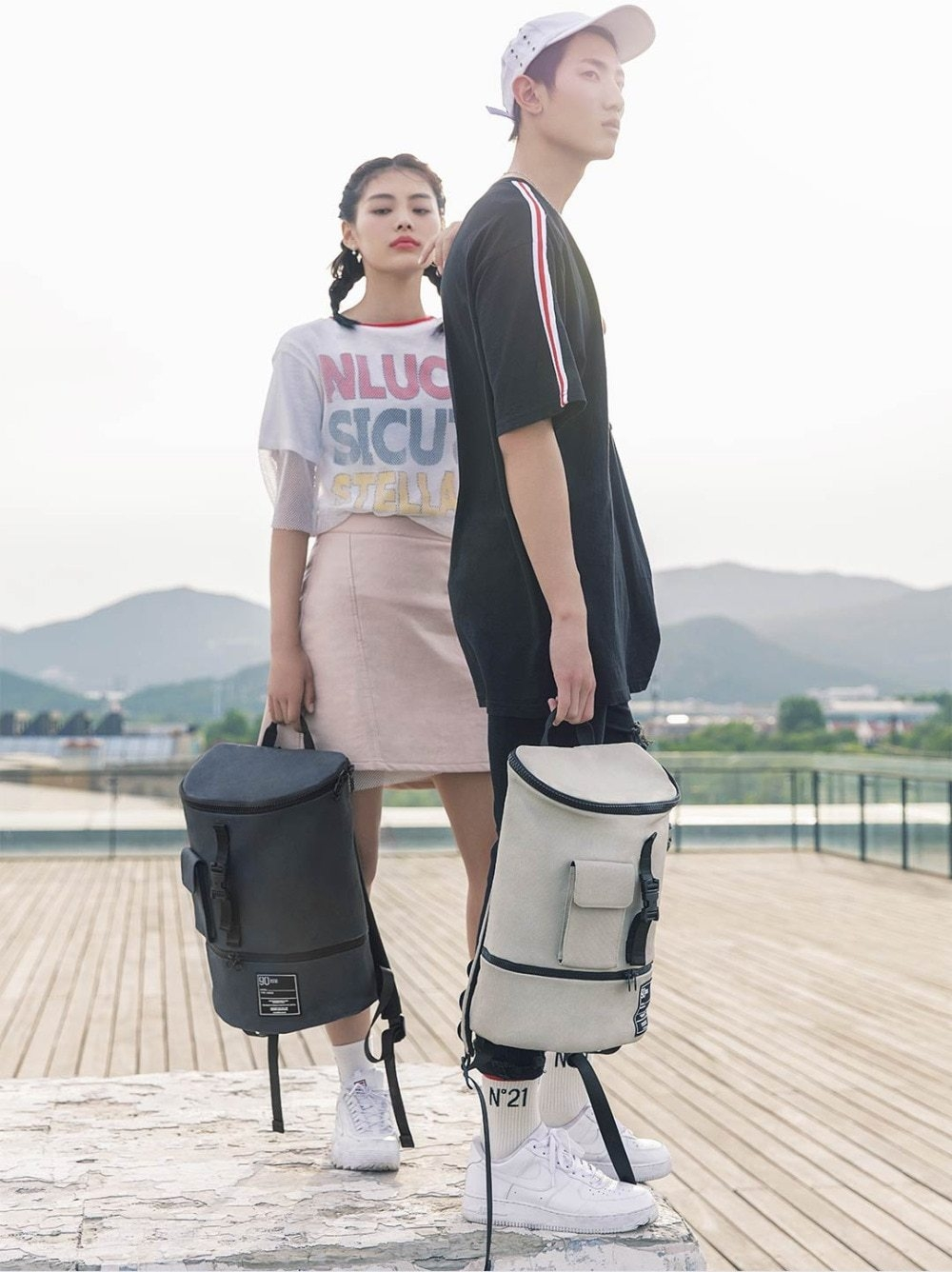 Fashion Chic Backpack  (2)