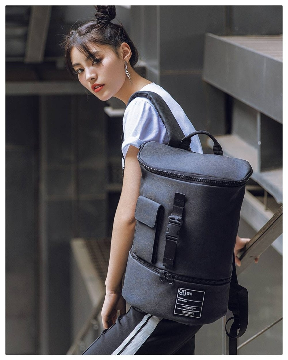 Fashion Chic Backpack  (7)