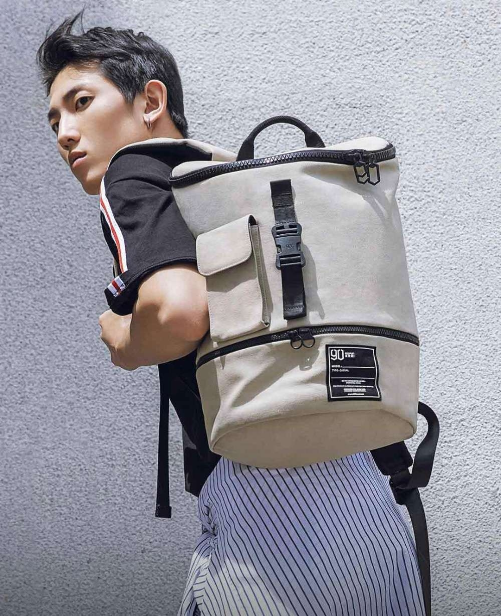 Fashion Chic Backpack  (1)