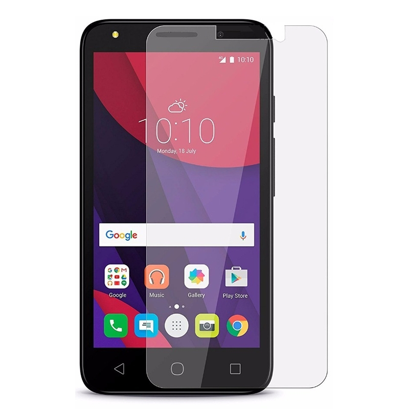 For Alcatel Pixi 4 5 5.0inch Tempered Glass Cover for Alcatel One Touch Pixi 4 (7) 5010 5010D Case on 5045 5045D Pixi 3 5065d