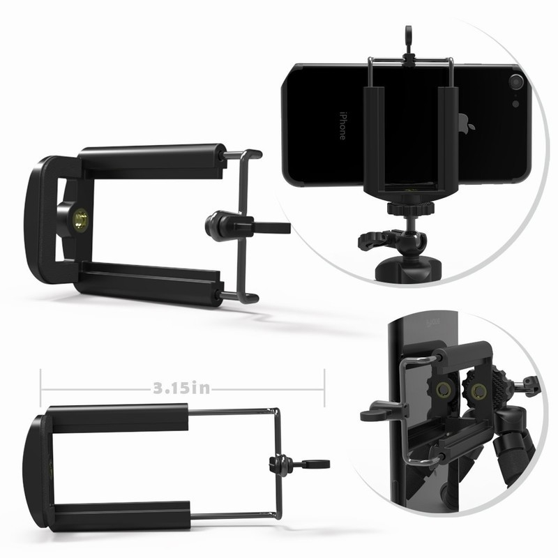 Portefeuille Tripod For Phone iPhone 7 Plus Samsung S8 S7 Edge Flexible Octopus Camera Holder Stand Smartphone Mount Accessories (6)
