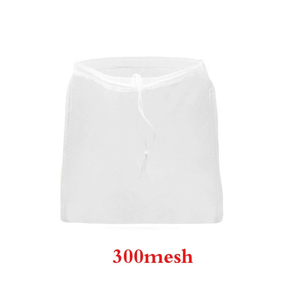 Generic Nut Milk Bag Fine Mesh Nylon Cheesecloth Cold