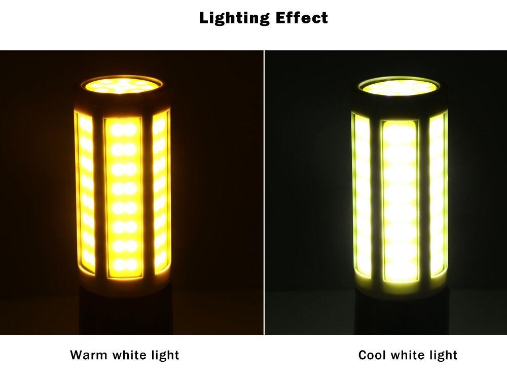 AC 220V E27 10W 850 - 1000LM LED COB Corn Bulb Light Energy Saving Lamp