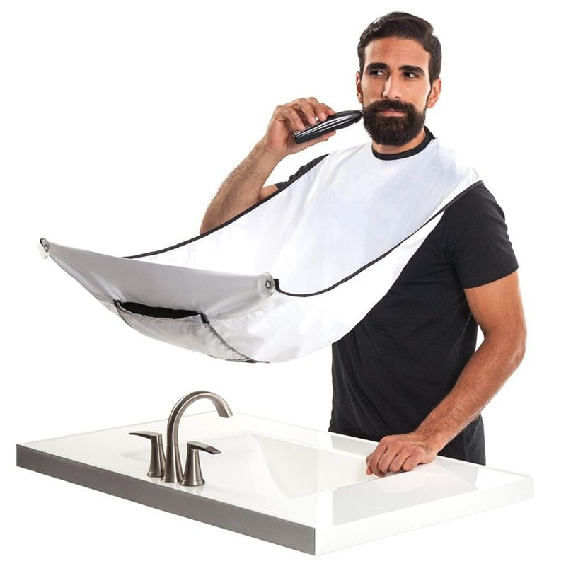 Male-Beard-Apron-New-Shaving-Aprons-Beard-Care-Clean-Beard-Catcher-New-Year-Gift-For-Father (2)