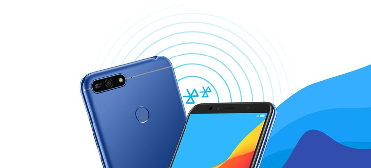 Honor 7A Dual Bluetooth