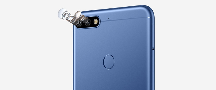 Honor 7C Rear Camera
